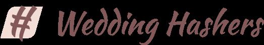 Wedding Hashers logo